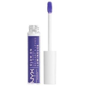 NYX Professional Makeup Glow-On Lip Gloss, Violent
